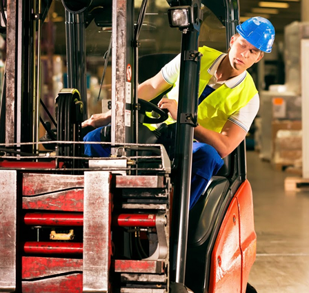 Forklift Training London