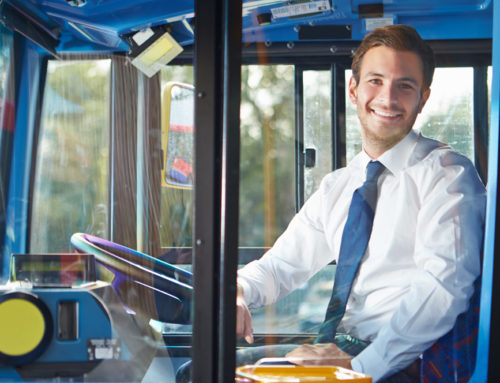 Which licence training do you need to drive a Bus?