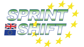 Sprint Shift Logo